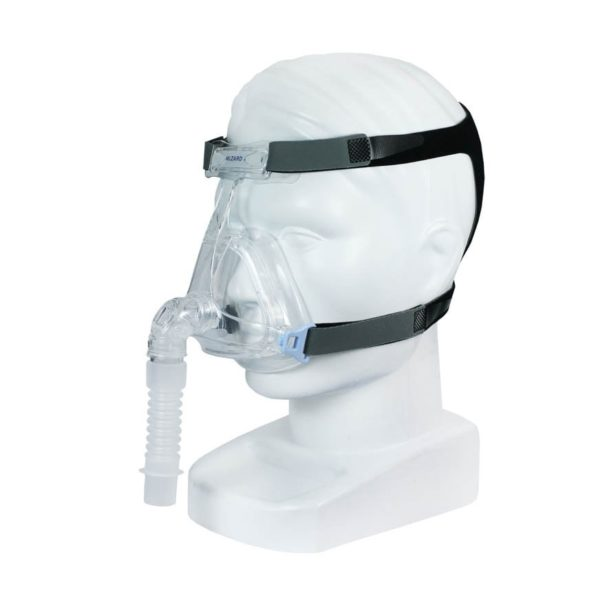 APEX Medical WIZARD 220 Full Face CPAP Mask with Headgear